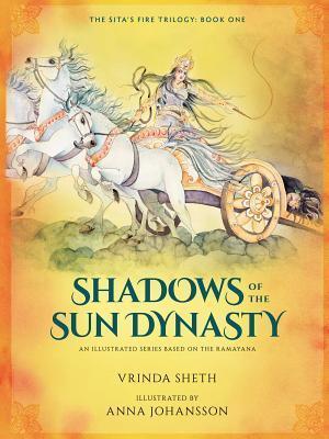 Shadows of the Sun Dynasty af Vrinda Sheth