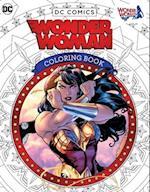 DC Comics Wonder Woman Coloring Book
