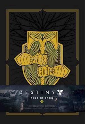Bog, hardback Destiny Deluxe Sketchbook af Insight Editions