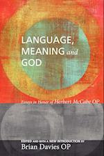 Language, Meaning, and God af Brian Davies