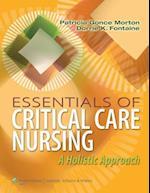 Essentials of Critical Care Nursing af Patricia Gonce Morton