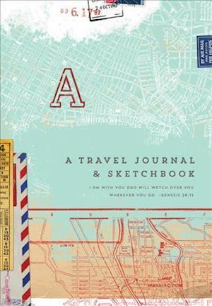 A Travel Journal & Sketchbook af Ellie Claire