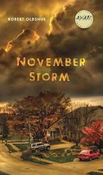 November Storm (Iowa Short Fiction Award Paperback)