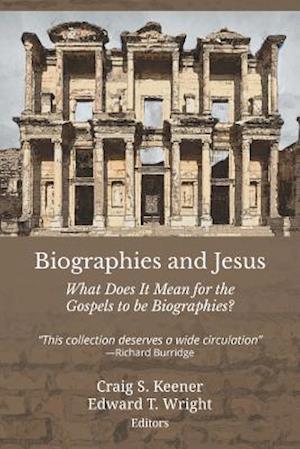 Bog, paperback Biographies and Jesus af Craig S Keener