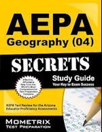 AEPA Geography (04) Secrets, Study Guide