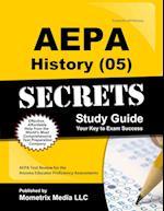 AEPA History (05) Secrets, Study Guide