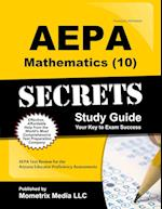 AEPA Mathematics (10) Secrets, Study Guide