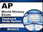 AP World History Exam Flashcard Study System af Ap Exam Secrets