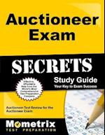 Auctioneer Exam Secrets, Study Guide