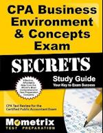 CPA Business Environment & Concepts Exam Secrets, Study Guide