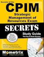 Secrets of the CPIM Strategic Management of Resources Exam Study Guide (Mometrix Secrets Study Guides)