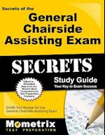 Secrets of the General Chairside Assisting Exam Study Guide (Mometrix Test Preparation)