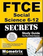 Ftce Social Science 6-12 Secrets Study Guide