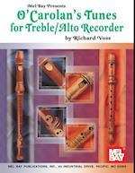 O'Carolan's Tunes for Treble/Alto Recorder af Richard Voss