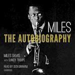 Miles af Quincy Troupe, Dion Graham, Miles Davis