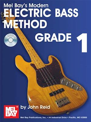 Modern Electric Bass Method Grade 1 af John Reid