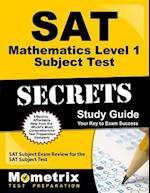 SAT Mathematics Level 1 Subject Test Secrets Study Guide (Mometrix Secrets Study Guides)