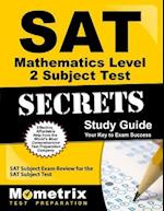SAT Mathematics Level 2 Subject Test Secrets Study Guide (Mometrix Secrets Study Guides)