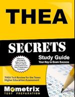THEA Secrets Study Guide (Secrets Mometrix)