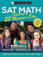 SAT Math Success in 20 Minutes a Day (Skill Builders in 20 Minutes)