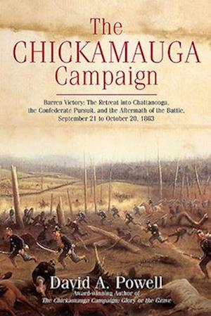 Chickamauga Campaign-Barren Victory af David Powell