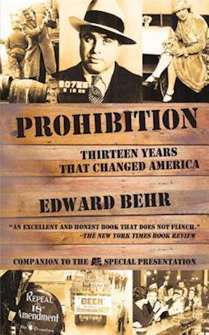 Prohibition af Edward Behr