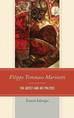 Filippo Tommaso Marinetti af Ernest Ialongo