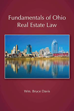 Bog, paperback Fundamentals of Ohio Real Estate Law af W. Bruce Davis