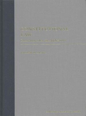 Constitutional Law af William D. Araiza