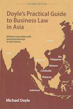 Doyle's Practical Guide to Business Law in Asia