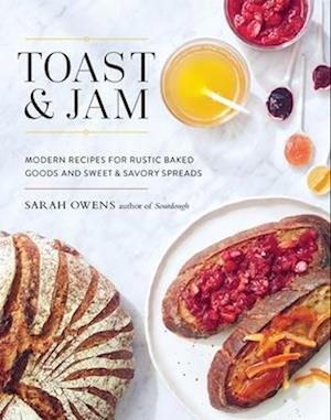 Bog, hardback Toast and Jam af Sarah Owens