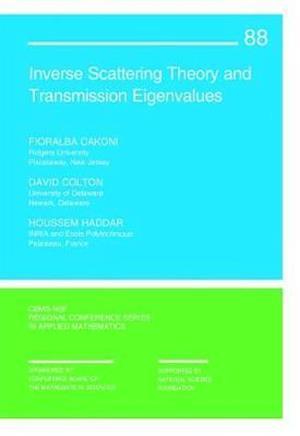 Bog, paperback Inverse Scattering Theory and Transmission Eigenvalues af Fioralba Cakoni
