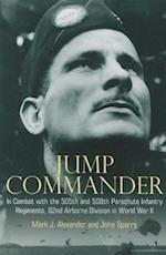 Jump Commander af John Sparry, Mark Alexander