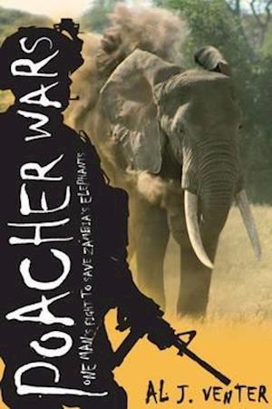 Bog, hardback Poacher Wars af Al Venter