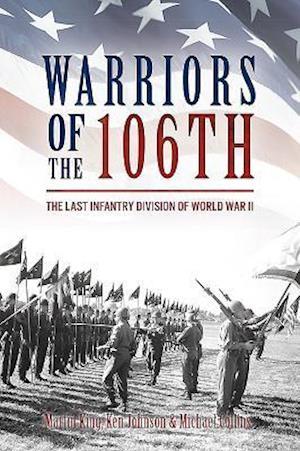 Bog, hardback Warriors of the 106th af Martin King