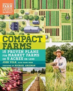 Bog, paperback Compact Farms af Josh Volk