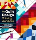 The Quilt Design Coloring Workbook
