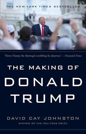 Bog, paperback The Making of Donald Trump af David Cay Johnston