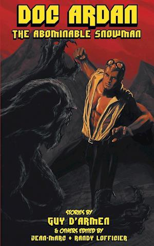 Bog, paperback Doc Ardan and the Abominable Snowman af Guy D'Armen