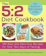 The 5:2 Diet Cookbook af Laura Herring