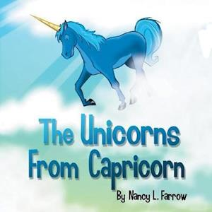 Bog, paperback The Unicorns from Capricorn af Nancy L. Farrow