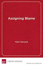 Assigning Blame