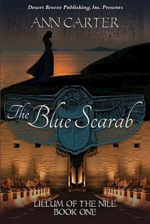 The Blue Scarab af Ann Carter