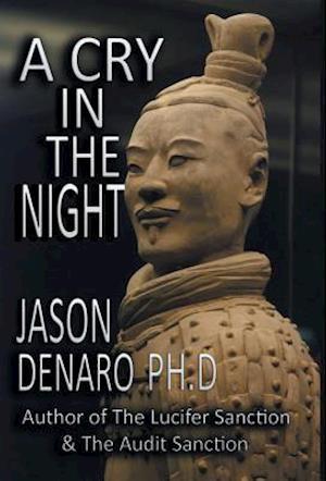Bog, hardback A Cry in the Night af Jason Denaro