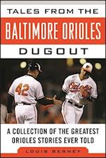 Tales from the Baltimore Orioles Dugout (Tales from the Team)