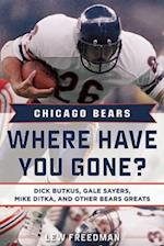 Chicago Bears: Where Have You Gone?