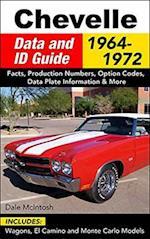 Chevelle Data & ID Guide