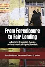 From Foreclosure to Fair Lending af Chester Hartman