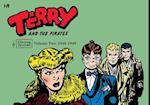 Terry and the Pirates 1948-1949 af Daniel Herman