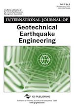 International Journal of Geotechnical Earthquake Engineering af T. G. Sitharam
